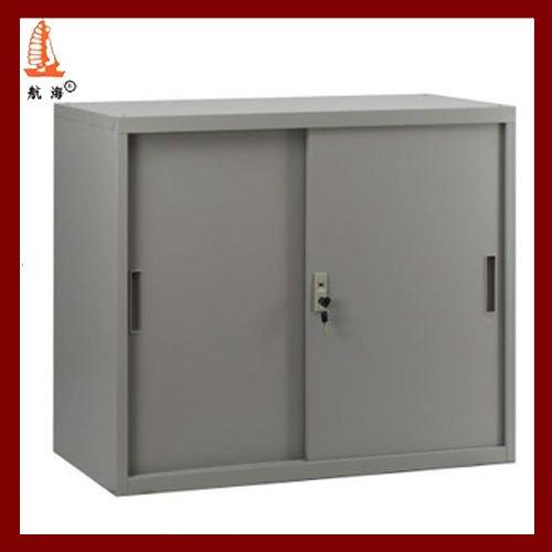 petite m tal bureau armoire vestiaire avec porte coulissante paroi m tallique casiers pour. Black Bedroom Furniture Sets. Home Design Ideas