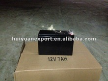 12V 7AH Battery Valve Regulated lead acid battery