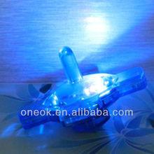 Luminous Gyro with Flashing Lights