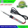 TU-803B 30W Externally Industry Heated Electric Soldering Iron(220V/110V)