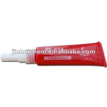 anaerobic flange sealants 518 3M anerobic adhesive ThreeBond flange sealants