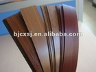 high quality 1*19mm plastic pvc edge strip for furniture