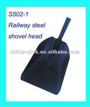 metal snow shovel