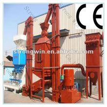 Hot Sale Capacity 1-2t/h Complete Wood Pellet Production Line for Sale