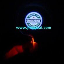 Mini projector flashlight