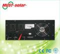 12v 220v dc/ca de onda sinusoidal pura potencia del inversor digital/800 convertidor de vatios