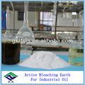 Alta actividad absorbente de aceite de productos químicos que lavan