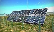 140W 150W High Efficiency Monocrystalline Solar Panel
