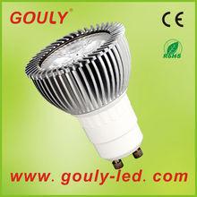 3w e27 led spotlight , 3w gu10 led spotlight , High power 3w led spotlight