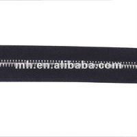 #5 long chain Brass Zipper or Zips