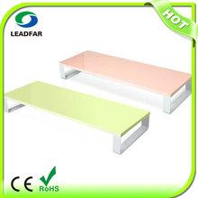 for hide keyboard or holder printer or monitor metal desktop shelf