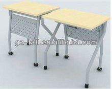 customize school furniture table/desk