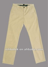 Mens new style cotton pants chinos
