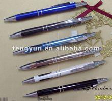 Aluminum metal pen 0611A,promotion ball pen