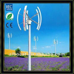 VAWT Wind Turbine 3KW 220V,Vertical Axis Wind Turbine for Sale,Vertical Axis Residential Wind Turbines High Efficiency