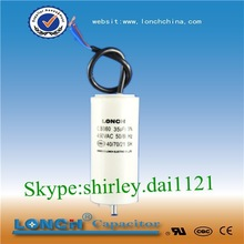 HIGH QUALITY motor run capacitor 45uf