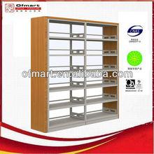 metal book shelf library furniture
