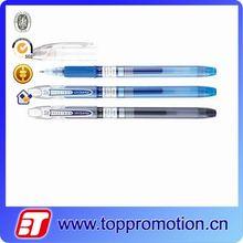 Hot sales non washable plastic ink pen