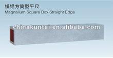 Magnalium square box straight edge
