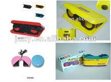 Hockey Toy Binocular/ mini telescope plastic toy binoculars