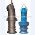 CMZLB pompe à flux axial submersible à haute pression