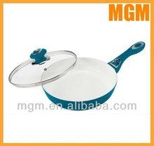forged ceramic fry pan