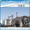 Sucata de pneu de usina de reciclagem de óleo combustível com ce/iso