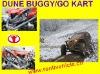 4x4 1100CC dune buggy racing Karting