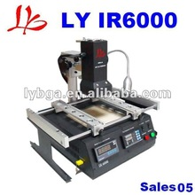 2012/3 released, LY IR6000 BGA rework station, infrared BGA Repair System, updated from old ir6000, recommend!!