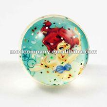 Rubber bouncing ball