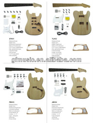 DIY Electric guitar kits