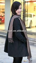 100% silk scarf hangzhou stocking logo print silk scarf