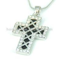 2012 New Design Cross Necklace