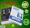 HOT.newest and popular 12V/24V 35W/55W H4 osram hid xenon kit.auto part