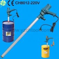 CE certification AC 220V oil barrel pump/AC oil drum pump slft priming