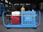 Air compressor, 300bar 4500psi petrol portable