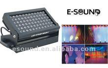 72 x 3W RGBW LED Stage Wash