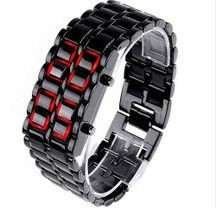 Top Brand Lava Fashion Sports LED watches men watches 2012