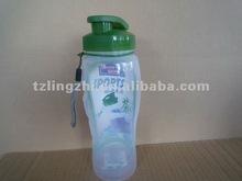 600ML plastic sports water bottle/kettle/kanteen/jug