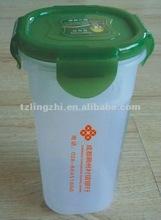 Best Selling 500ML plastic drinking cup/mug/lock cup