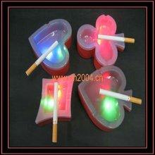 bar supplies for led light ashtray