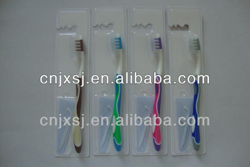 Escova Interdental / ISO 9000 de registro / escova de dentes de plástico / adulto escova de dentes / ( novo ) / escova de dentes