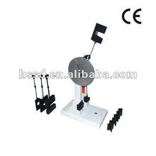 Dial Display Plastic Pipe Impact Testing Machine+Plastic Impact Tester