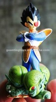Dragon ball z action figures toys;plastic action figure