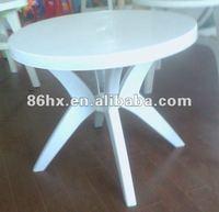 plastic folding table HXA-021