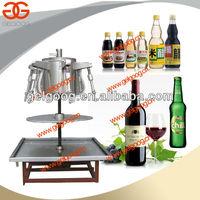 Semi-automatic Liquid Filling Machine for Vinegar, Soy Sauce, Bear, Red Wine etc.