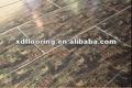 Ac3 12mm patrón natural y pisos de madera laminados agua - una prueba
