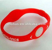 energy silicone bracelet