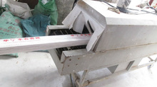 Low price far infrared ray shrinker hot shrinking machine