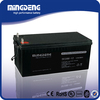 ups 12v dry cell battery vrla 24v 100ah deep cycle battery